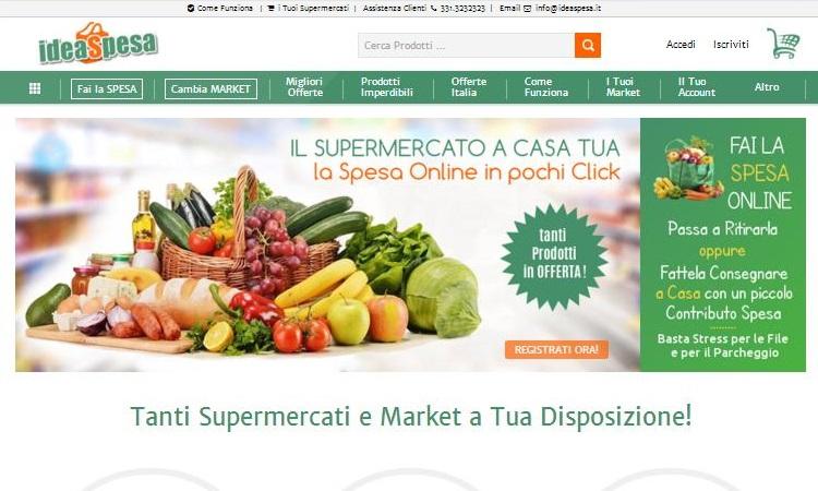OurWeb Web Agency - Idea Spesa