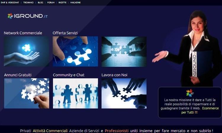 OurWeb Web Agency - Iground 2
