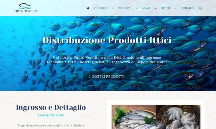 OurWeb Web Agency - Ittica Fiorillo