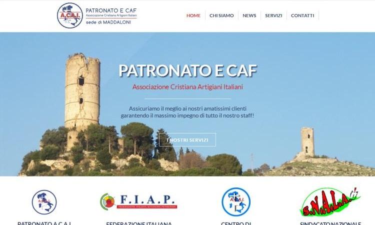 OurWeb Web Agency - Patronato Acai Maddaloni