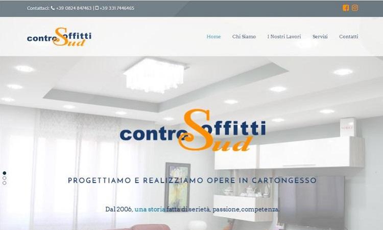 OurWeb Web Agency - Controsoffitti Sud
