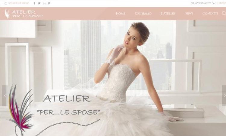 OurWeb Web Agency Atelier per le Spose