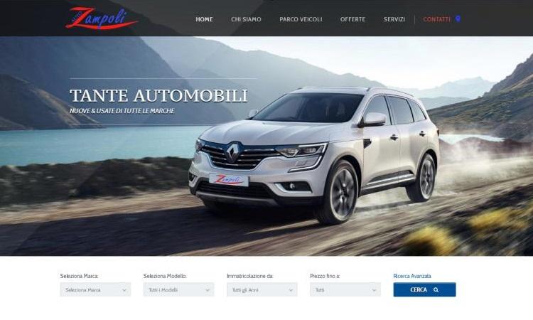OurWeb Web Agency - Auto Zampoli