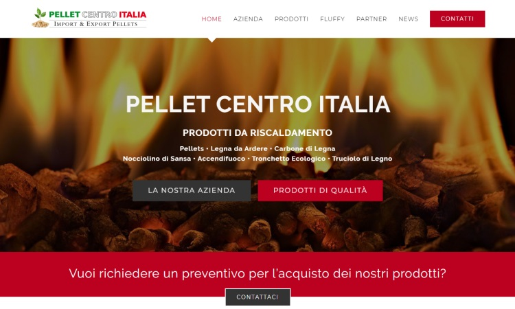 OurWeb Web Agency - Pellet Centro italia