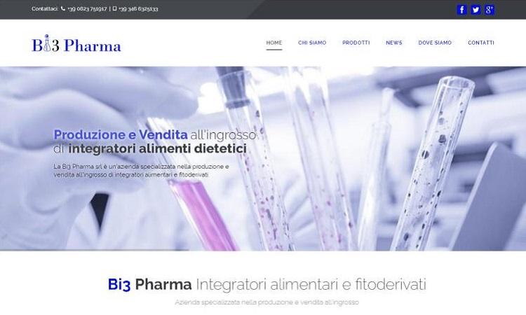 OurWeb Web Agency - bi3 pharma