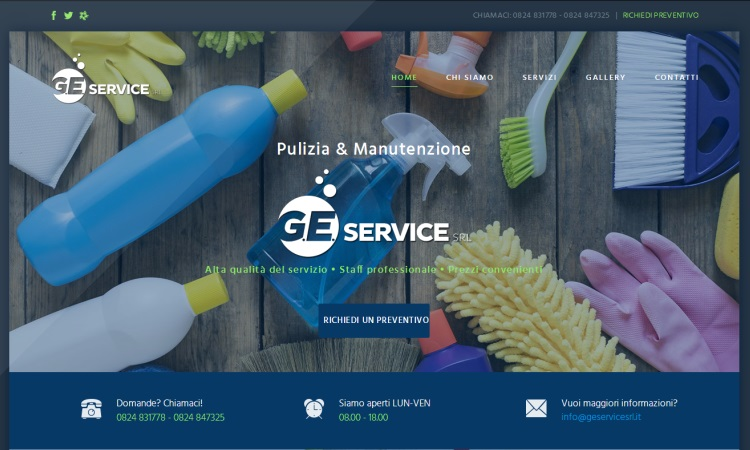 OurWeb Web Agency - GE Service