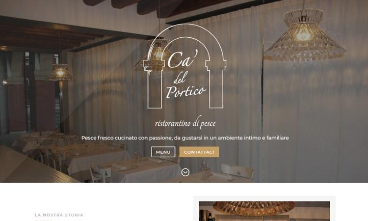 OurWeb Web Agency - Ca del Portico