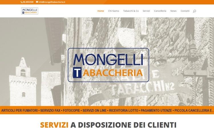 OurWeb Web Agency - Tabaccheria Mongelli