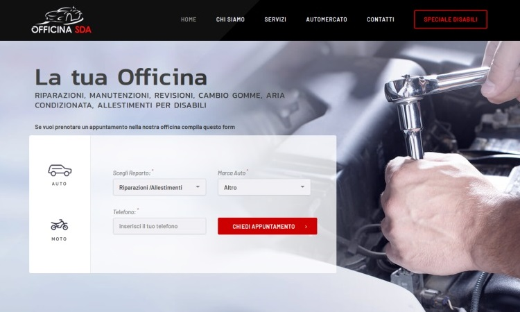 OurWeb Web Agency - Officina SDA