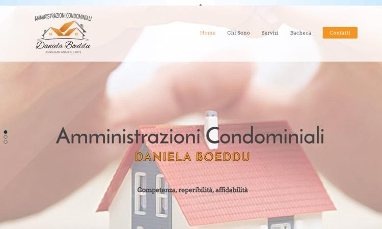 OurWeb Web Agency - Amministratore Condominio Boeddu