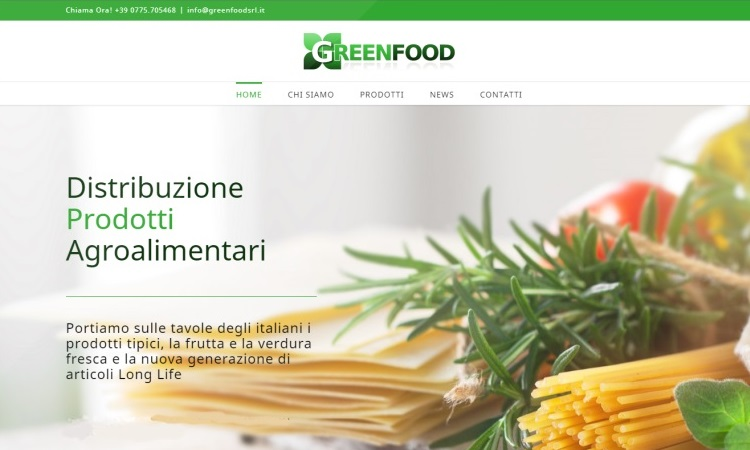OurWeb Web Agency - GreenFood Srl