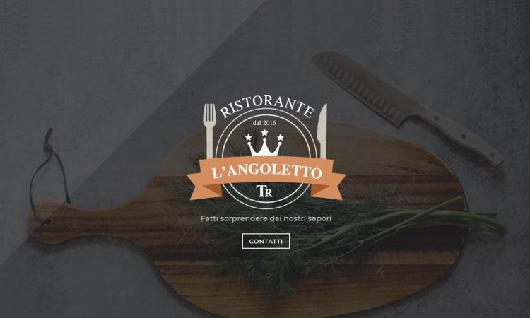 OurWeb Web Agency - Ristorante l'Angoletto