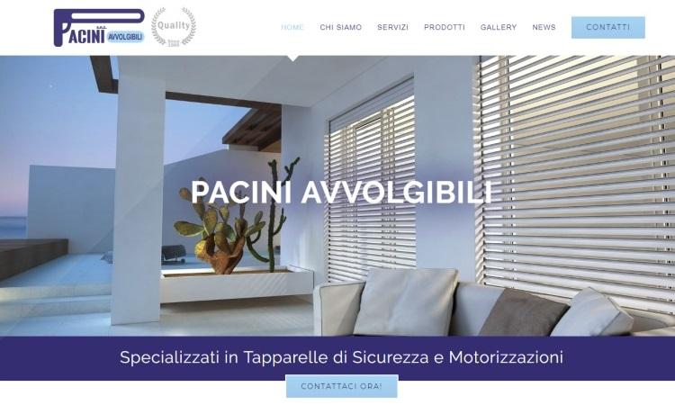 OurWEb Web Agency - Pacini Avvolgibili