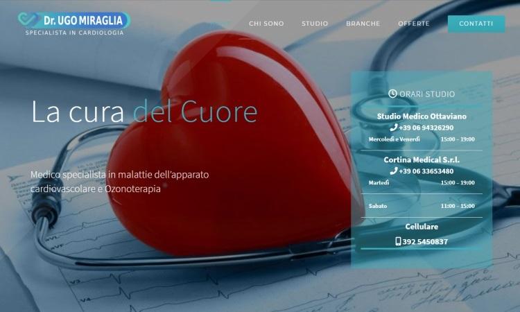 OurWeb Web Agency - Dr Ugo Miraglia
