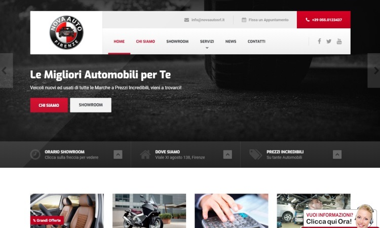 OurWeb Web Agency - Nova Auto