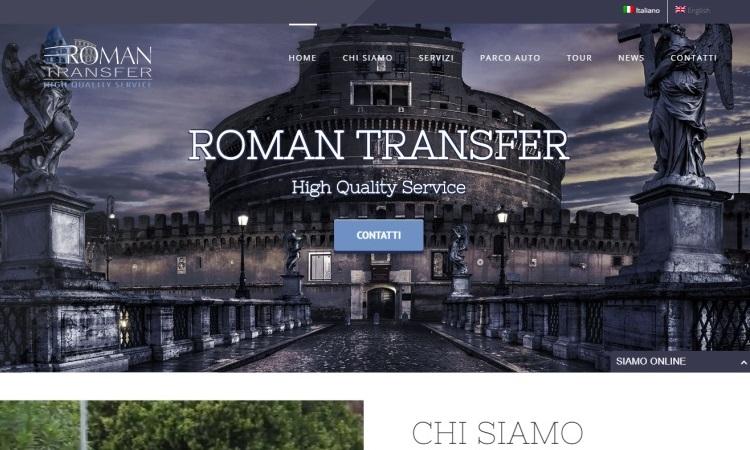 OurWeb Web Agency - Roman Transfer