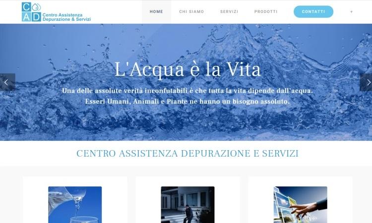OurWeb Web Agency - Cad Depurazione