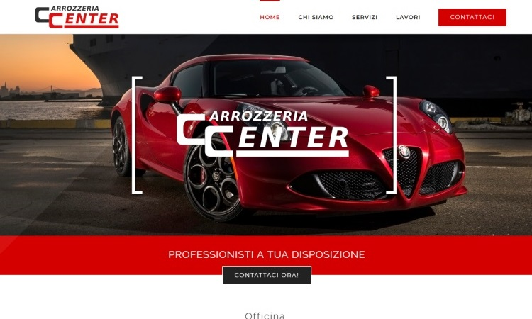 OurWeb Italia Carrozzeria Center