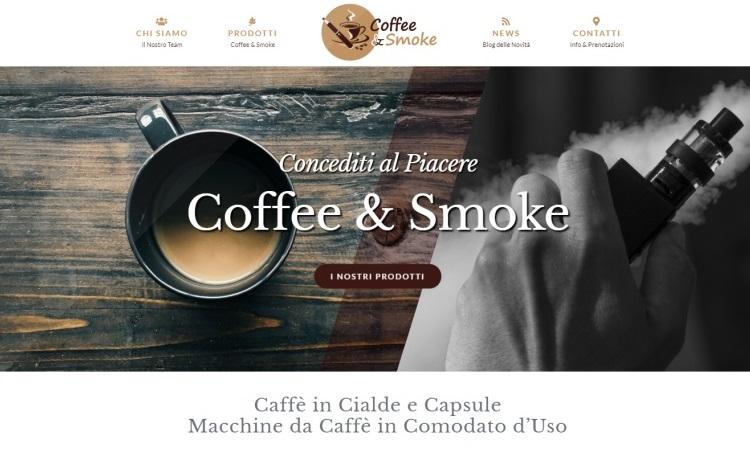 OurWeb Italia Coffee and Smoke