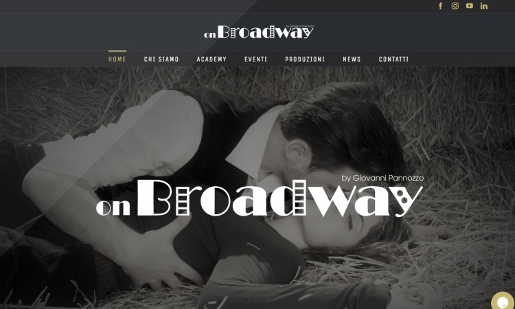 OurWeb Italia On Broadway Production