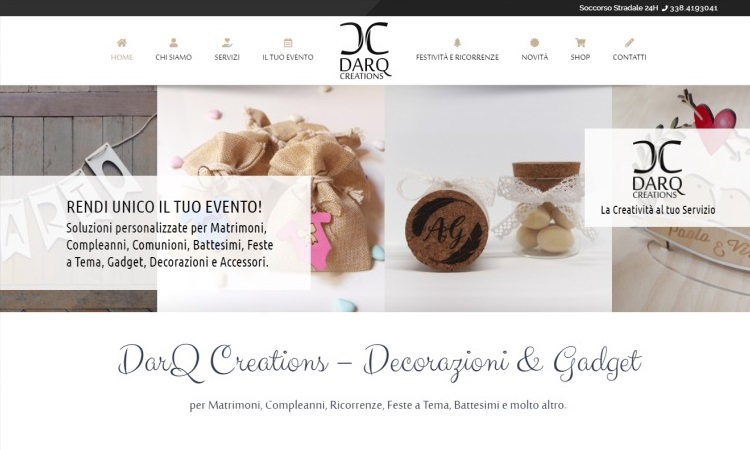 OurWeb Web Agency DarQ Creations