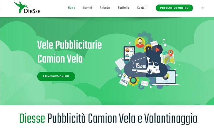 OurWeb Web Agency Diesse Pubblicità