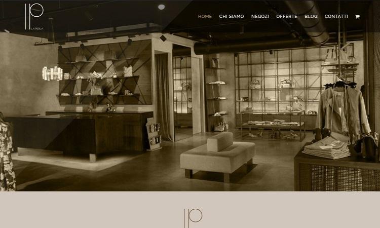 OurWeb Web Agency La perla Negozi