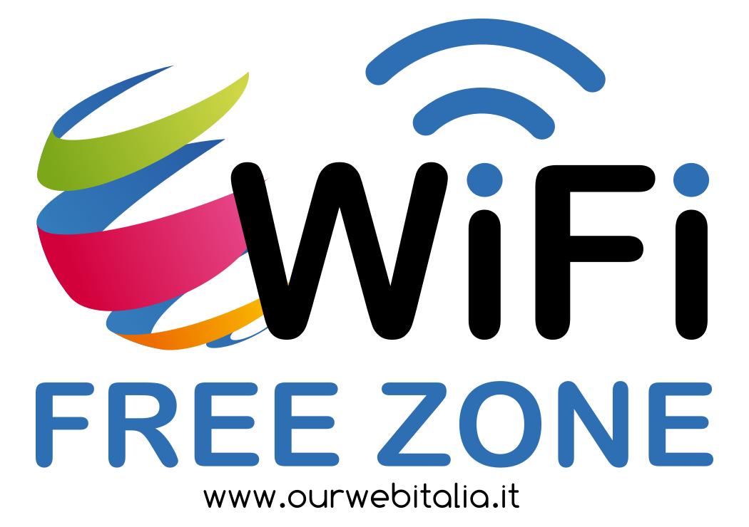 vetrofania OurWeb WiFi