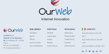NORMATIVE LEGALI SITO WEB