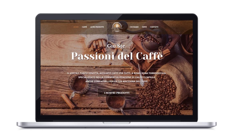 giuste passioni del caffe