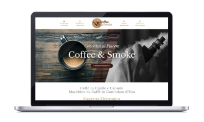 OurWeb Italia Coffee and Smoke