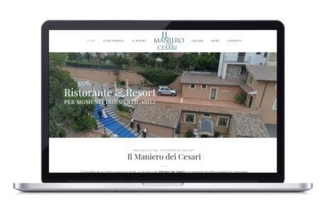 OurWeb Italia Il Maniero dei Cesari